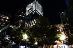 9/11 13. Jahrestags-@ Bodennullpunkt 34 Stockbilder