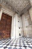 18. Jahrhundert St. Paul Cathedral, Details des Eingangs, London, Vereinigtes Königreich Lizenzfreie Stockbilder
