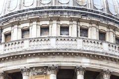 18. Jahrhundert St. Paul Cathedral, Haube, London, Vereinigtes Königreich Lizenzfreie Stockbilder