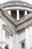18. Jahrhundert St. Paul Cathedral, London, Vereinigtes Königreich Lizenzfreie Stockfotos