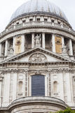 18. Jahrhundert St. Paul Cathedral, London, Vereinigtes Königreich Stockbild
