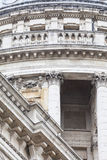 18. Jahrhundert St. Paul Cathedral, London, Vereinigtes Königreich Lizenzfreie Stockbilder