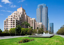 Jahrhundert-Stadt, Kalifornien Stockfotos