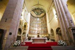 15. Jahrhundert verteilen von der alten Kathedrale von Salamanca neu Stockbilder