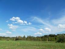 Jahrlandschaft Stockfoto
