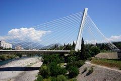 Jahrtausend-Brücke Lizenzfreies Stockbild