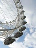 Jahrtausend-großes Rad-London-Auge Stockbild
