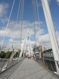 Jahrtausendbrücke Stockfoto