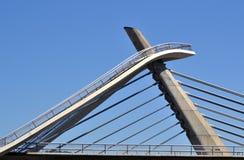 Jahrtausendbrücke Lizenzfreie Stockfotografie