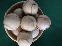Jai Alai playing balls. Similar to baseballs Stock Image