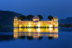 Jai Mahal Lake Palace Stock Photos