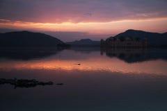 Jai Mahal Sunrise Royalty Free Stock Image