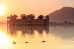 Jai Mahal Sunrise Stock Photography