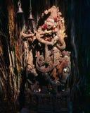 Jai Shree Krishna Royaltyfri Fotografi