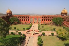 The Jaigarh Fort Royalty Free Stock Photo