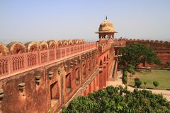 The Jaigarh Fort Stock Images