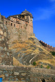 Jaigarh Fort. View of Jaigarh Fort in Rajasthan, India, Also know as the Victory Fort Stock Image