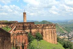 Jaigarh Fort. Royaltyfri Bild