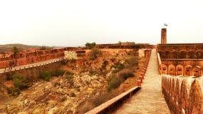 Jaigarh Fort Arkivbild