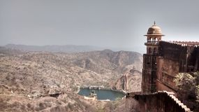 Jaigarh fort Obrazy Stock