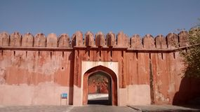 Jaigarh Fort Arkivfoton
