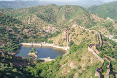 Jaigarh fort Royalty Free Stock Photography