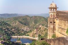Jaigarh fort Stock Photo