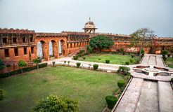 Jaigarh fort in India Royalty Free Stock Images