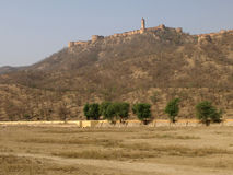 Jaigarh Fort, Jaipur, India Stock Photography
