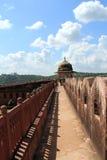 Jaigarh Fort Jaipur Indien. Royaltyfri Fotografi