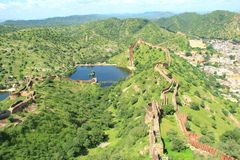 Jaigarh Fort (jaipur). Stock Image