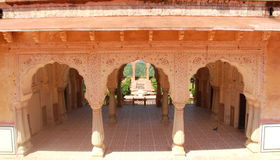 Jaigarh Fort In Side. Stock Images
