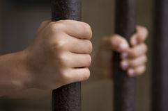 Jail Royalty Free Stock Photos