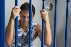 Jail Stock Photo