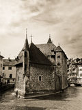 Jail of Annecy Stock Photography