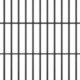 Jail bars. Isolated on white background