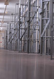 Jail Cell Block Or Prison Royalty Free Stock Images