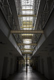 Jail interior Royalty Free Stock Image