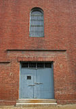 Jail walls Stock Photography