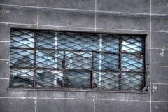 Jail window Royalty Free Stock Photos