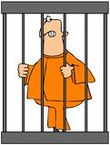 Jailbird Royalty Free Stock Photography