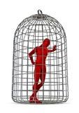 Jailbird Stock Image