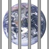 Jailed Earth Stock Images