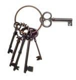 Jailer's Keys Stock Photography