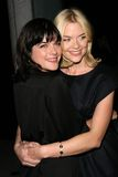 Jaime King, Selma Blair Royalty Free Stock Photos