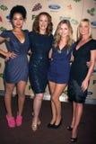 Jaime Pressly, Katie Finneran, Aisha Dee, Kristi Lauren Royalty Free Stock Image
