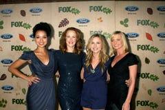 Jaime Pressly, Katie Finneran, Aisha Dee, Kristi Lauren Royalty Free Stock Photography