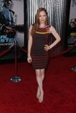 Jaime Ray Newman. At the 'Real Steel' World Premiere, Gibson Amphitheater, Universal City, CA 10-02-11 Stock Photos