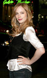 Jaime Ray Newman Royalty Free Stock Image