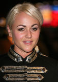 Jaime Winstone. Arriving at the film premiere of 'Wild Bill' at The Vue West End, London. 21/10/2011 Picture by: Alexandra Glen / Featureflash Royalty Free Stock Photo